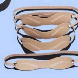 Practice latex headband oefen latex hoofdband