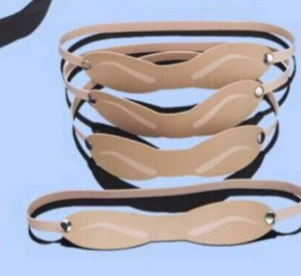 Practice latex headband oefen latex hoofdband